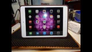 Чехол на iPad Mini 2 из Китая. Case for iPad Mini 2 from China.