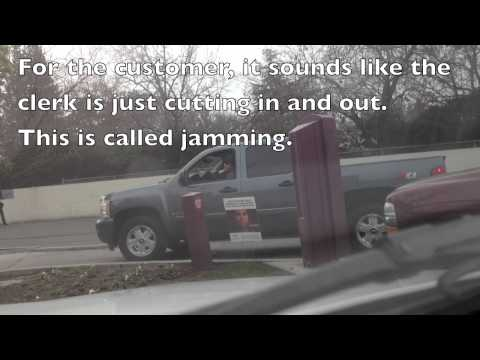 Drive thru Prank: Hacked with Radio