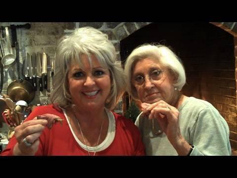 Paula Deen Cooks Beef Tenderloin