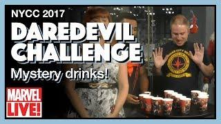 Daredevil Trivia Challenge (ft. Ben & James) on Marvel LIVE! NYCC 2017