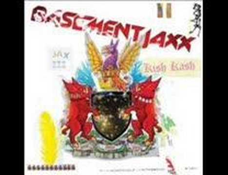 Basement Jaxx - Hot & Cold