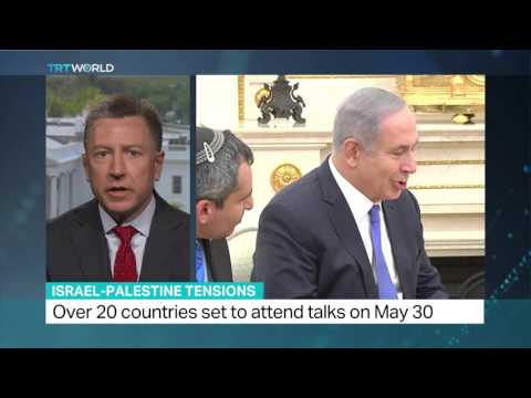 Interview with Kurt Volker on Israel - Palestine tensions