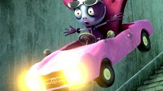 Zombie Dumb | 좀비덤 | Racing | Zombie Racers! | Zombie Cartoon | Videos For Kids