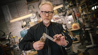 Adam Savage's Favorite Tools: Handheld Sheet Metal Brake