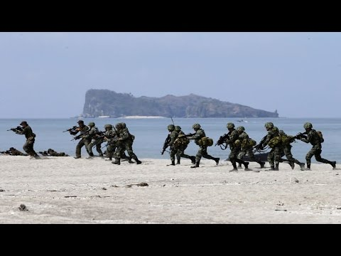 Will Japanese establish naval base in Philippine for meddling the affair in South China Sea dispute?