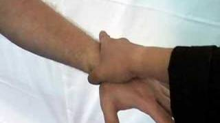 Hapkido Ki Finger Grip