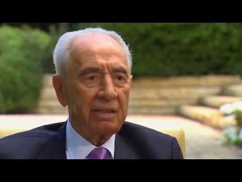 President of Israel Shimon Peres: US can curb Iran's nuclear threat