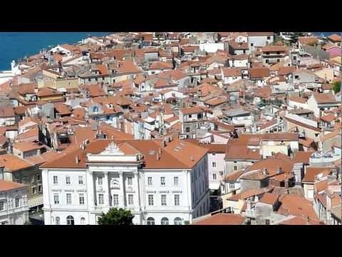 Mini footage - Piran the gem of the Adriatic sea (Piran, Slovenia)