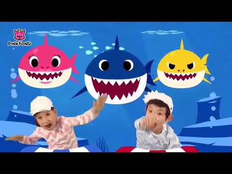 Songs for children, dance and sing baby shark 2019 funny songs