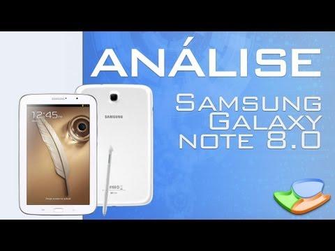 Samsung Galaxy Note 8.0 [Análise de Produto] - Tecmundo