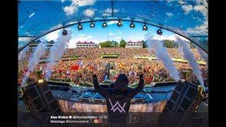 download lagu Alan Walker Tomorrowland 2017 Drops gratis