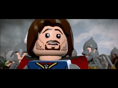 LEGO Lord of the Rings - All Cutscenes