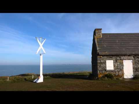 Initiative : une éolienne à domicile, avec Eolie, c'est possible !