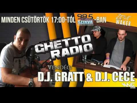 Ghetto Radio 2015 - D.J. Gratt & D.J. Cece Interjú (06.18.) @ Szinva Rádió Miskolc