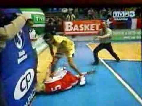 Women's basketball knockout!