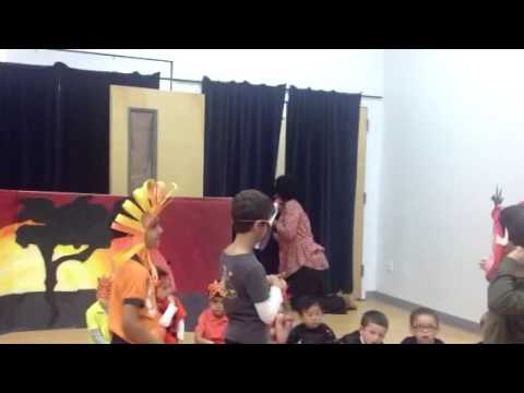 Waterfront montessori school play - clip 4 - 05/14/2014