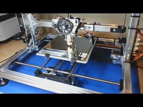 Velleman imprimante 3d