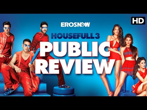 Housefull 3 | Public Review