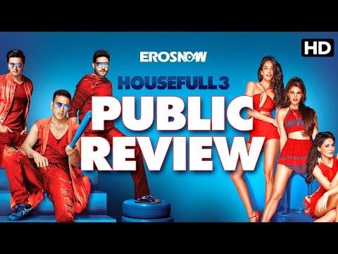 Housefull 3 | Public Review