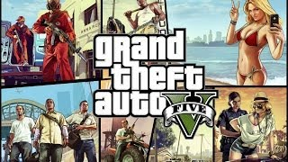 GTA 5 Mission 1 Full game Walktrought Gameplay XBOX 360 PS 3 PC