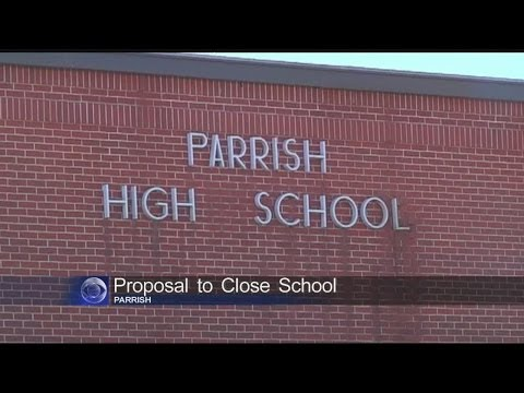 Parrish High School closing