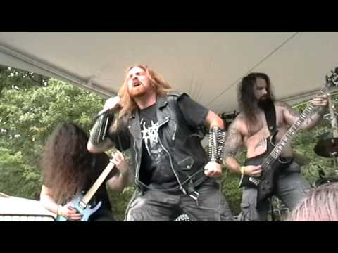 The Day Of The Beast - Live At The Shadow Woods Metal Fest White Hall, Md. 09/26/2015