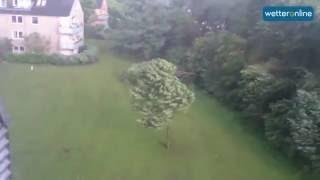 Wetteronline.de: Tornado Wütet In Hamburg (07.06.2016)