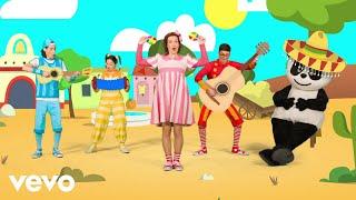 Panda e Os Caricas - Os Ritmos Latinos (Official Video)