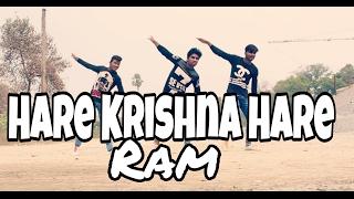Cammando 2 |  Hare Krishna Hare Ram  | Dance Cover I Feel Dance Center