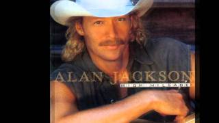 Watch Alan Jackson Hurtin