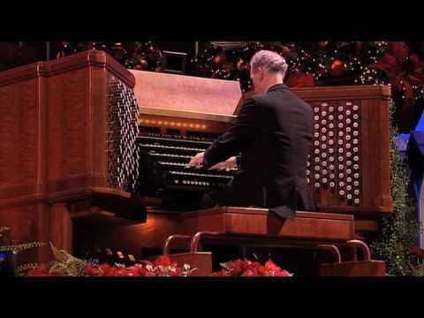 Crazy Organ Solo Mormon Tabernacle Choir Christmas