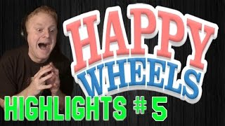 HAPPYWHEELS  -  Highlights #5