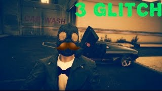 GTA 5 Online - 3 Yeni İpucu ve Glitch ( Mask - Singing - One Bullet Explosion)