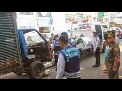 Penertiban Pasar Asemka - Jakarta Today 13/08