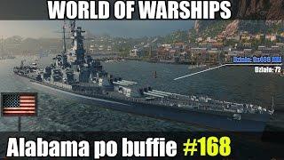 Alabama po buffie - World of Warships (Wows) - Teraz można grać...