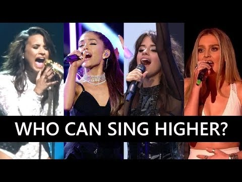 download lagu Famous Singers` Highest Belted  Powerful Vocals Compilation Live gratis