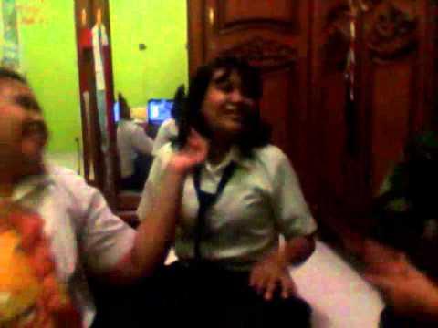 Alumni SMPN 80 Jakarta Menggila Pada Waktunya Part.4