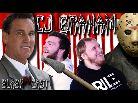 Exclusive Interview with C.J. GRAHAM (Friday the 13th: Part 6) - Slash 'N Cast