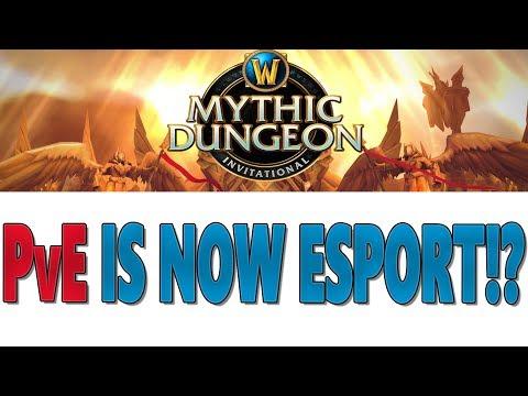 [WORLD OF WARCRAFT ESPORTS] Mythic Dungeon Invitational (Best 5-Man Comp?)