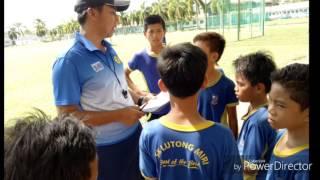 Team Bola Sepak U12 SK Lutong 2017