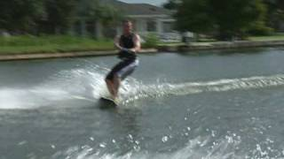 Wakeboarding in Louisiana
