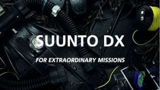 Suunto DX Introduction