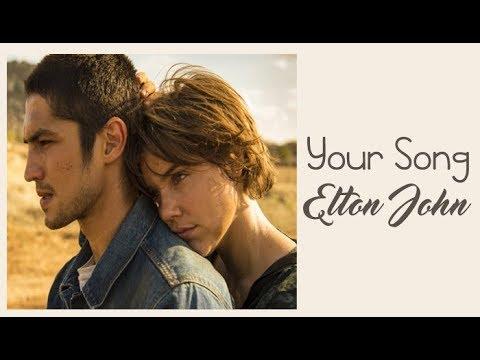 MUSICA: Your Song VOZ: Elton John TRILHA SONORA INTERNACIONAL BOOGIE OGGIE Tema de Rafael e Sandra (Isis Valverde e Marco Pigossi)http://www.midiatotal.net/2...