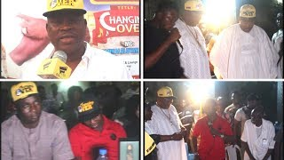 ALH.LATEEF ODUNSIN SAKA OROBO LAUNCHING NEW ALBUM, TITLED CHANGING OVER. CHECK IT OUT