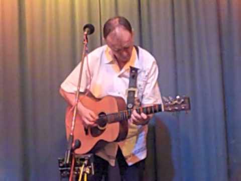 Martin Carthy - The Cuckoo's Nest guitar instrumental