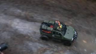 Extrémní RC expedice týmu JMK - Toulovcovi Maštale