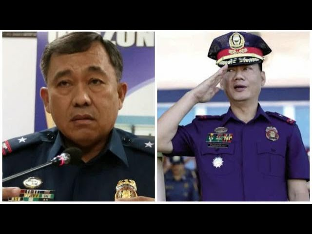 PNP execs Pagdilao, Tinio dismissed over drug-related charges