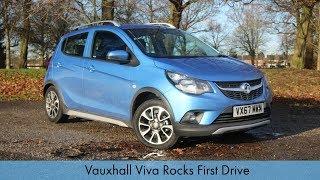 Vauxhall Viva Rocks First Drive