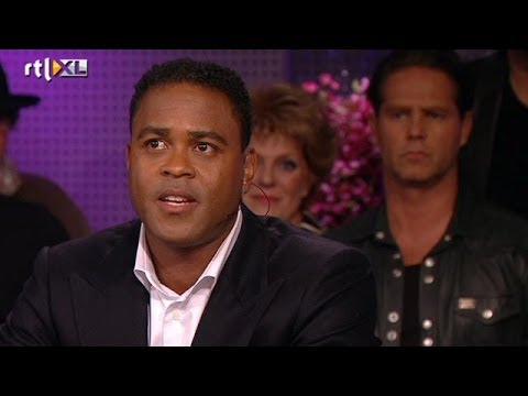 Patrick Kluivert: André was mijn blanke vader - RTL LATE NIGHT | humberto
