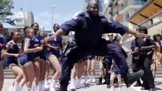 Cincinnati Police Running Man Challenge (feat. Bengals, Reds, Q-Kidz, & Small Voices Count) OFFICIAL